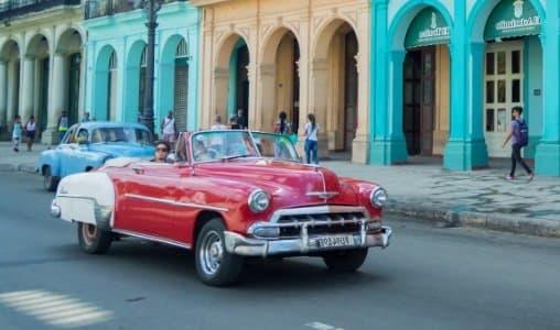 Visum Kuba