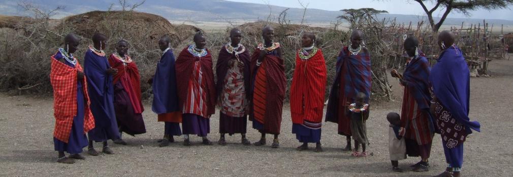 Massai (kenianisches Nomadenvolk)