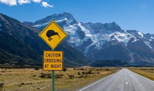 Visum Neuseeland