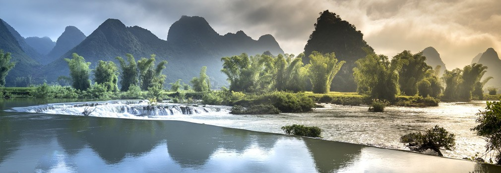Natur in Vietnam